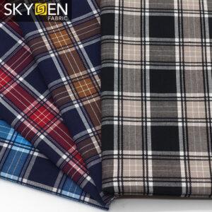 Tartan Plaid Fabric Wholesale