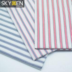 Stripe Print Fabric