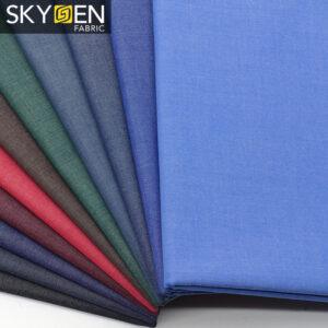cotton chambray fabric