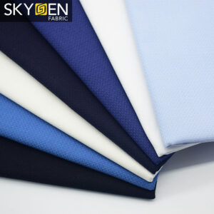 cotton dobby material