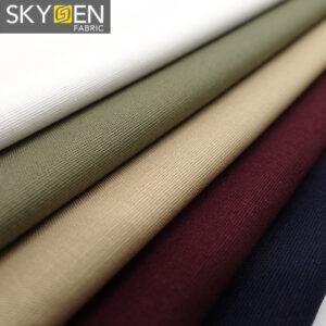 stretch cotton fabric