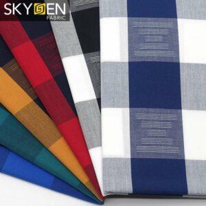 Buffalo Check Cotton Fabric