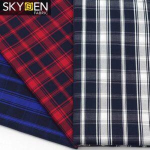 SDP17 Check Fabric Dress