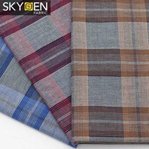 SDP19 Tartan Design Check Pattern Fabric